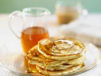 Syrupy Breakfast Stack recipe