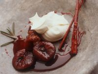Syrupy Soft Fruit Dessert recipe