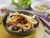 Szechuan Spicy Noodles recipe