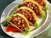 Beef and Corn Corn Tacos recipe