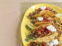 Tacos with Mince Filling recipe