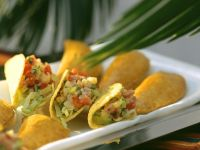 Tacos with Vegetable Rice Stuffing recipe