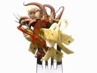 Gourmet Squid Pasta recipe