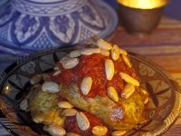 Tajine Chicken recipe