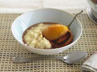 Tamarillo Rice Pudding recipe