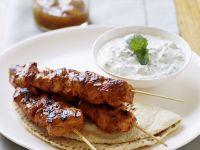 Tandoori Skewers recipe