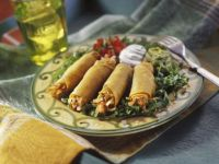 Taquitos with Chicken