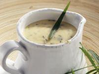 Tarragon Butter Sauce recipe