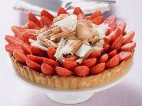 Tart with Fresh Strawberries recipe