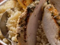 Tasty Couscous with Chicken recipe