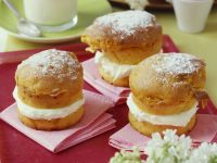 Tea Time Scone Sandwiches recipe