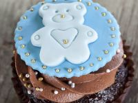 Teddy Bear Celebration Cakes recipe