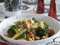 Tenderstem Broccoli Pasta recipe