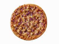 Texas-style Chicken Pizza recipe
