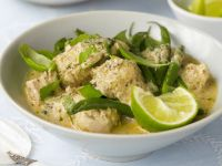 Thai Coconut and Chicken Casserole recipe