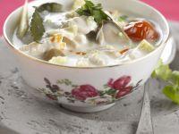 Thai Coconut Curry Soup recipe