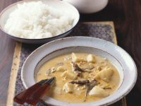 Thai Creamy Beef Stew recipe