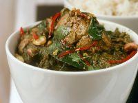 Thai Curried Chicken recipe