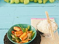 Thai Curry with Salmon recipe