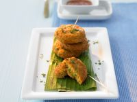 Thai Fish Patties recipe
