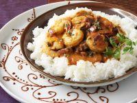 Thai Prawn Curry recipe