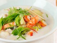 Thai Prawn Soup recipe