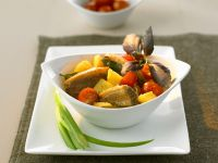 Thai Red Curry Bowl recipe