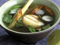 Thai Seafood Broth with Chilli recipe