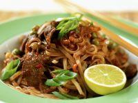 Thai Steak and Noodles recipe