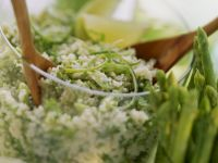 Thai-style Asparagus with Couscous recipe