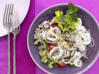 Thai-Style Calamari Salad recipe