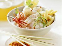 Thai-style Fish Fondue recipe