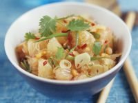 Thai-Style Pomelo Salad with Garlic and Chili recipe