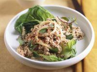 Thai-Style Pork Salad recipe