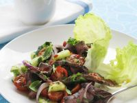 Thai-style Sliced Steak Salad recipe