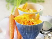 South-east Asian Carrot Bowl recipe