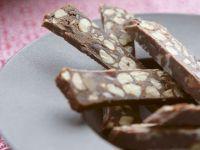 Thin Nut Slabs recipe