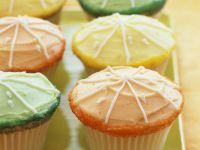Three Colour Mini Cakes recipe