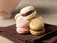 Three Kinds of Macarons recipe
