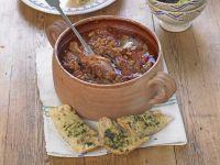 Three Meat Casserole recipe