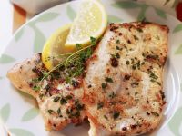 Thyme and Lemon Glazed Chicken