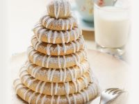 Tiered Nut Gateau recipe