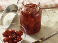 Tipsy Cherries recipe