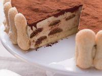 Cocoa-dusted Tiramisu Tart recipe