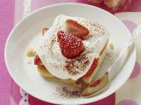 Tiramisu with Strawberries recipe