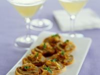 Toast with Liver Spread recipe