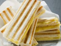 Toasted Cheese Sandwich Slices recipe