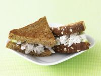 Toasted Chicken Salad Sandwich recipe