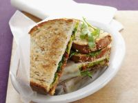 Toasted Vegetarian Sandwiches recipe
