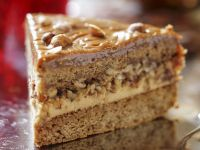 Toffee and Hazelnut Torte recipe
